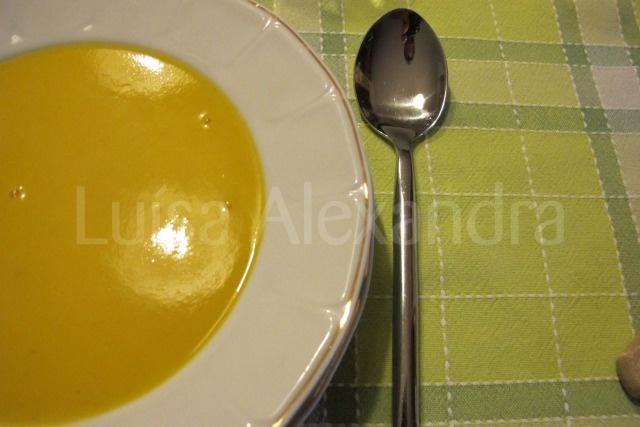 Luisa Alexandra: Sopa Cremosa de Legumes • Bimby • Receita em VÍDEO