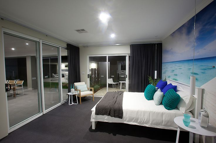 #SouthPortPlatinum #Bedroom #Perth #HomeGroupWA #DisplayHomes