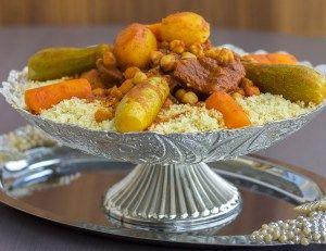 Couscous med lamm eller kyckling - ZEINAS KITCHEN