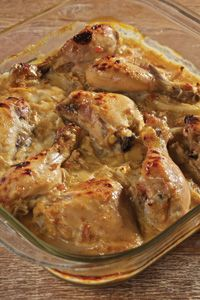Chutney chicken
