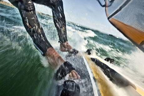#Windsurfing RS:X Olympic Equipment!!