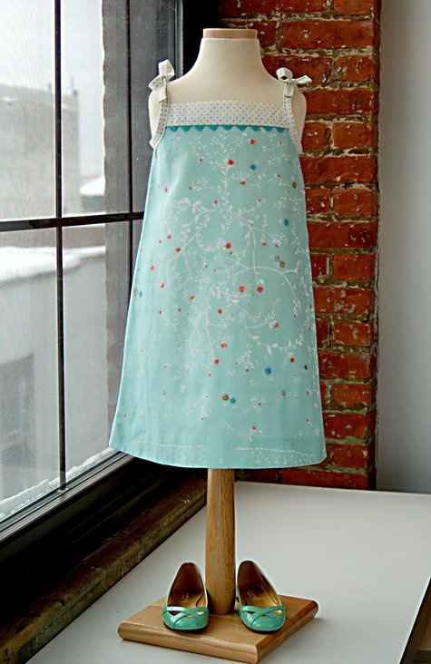 Super cute!Summer Dresses, Kids Clothes, Sewing Projects, Free Pattern, Sewing Hip, Sundresses Pattern, Children Clothing, Kids Clothing, Popovers Sundresses