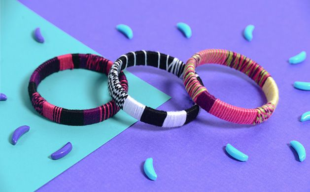 Discover bracelets with TRENDIY. From a range of bangles, with friendship bracelets, rock'n'roll or tribal styles. Show your beastie some love! .