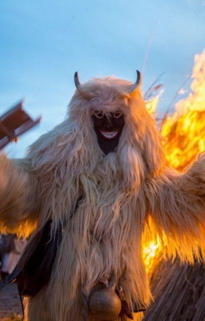 Tradycyjna parada karnawałowa w Mohaczu na Węgrzech - http://www.tvn24.pl/zdjecia/zdjecie-dnia,46897.html