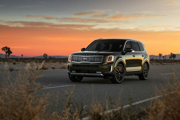 Toyota Land Cruiser Too Pricey for You? Buy a Kia Telluride Instead