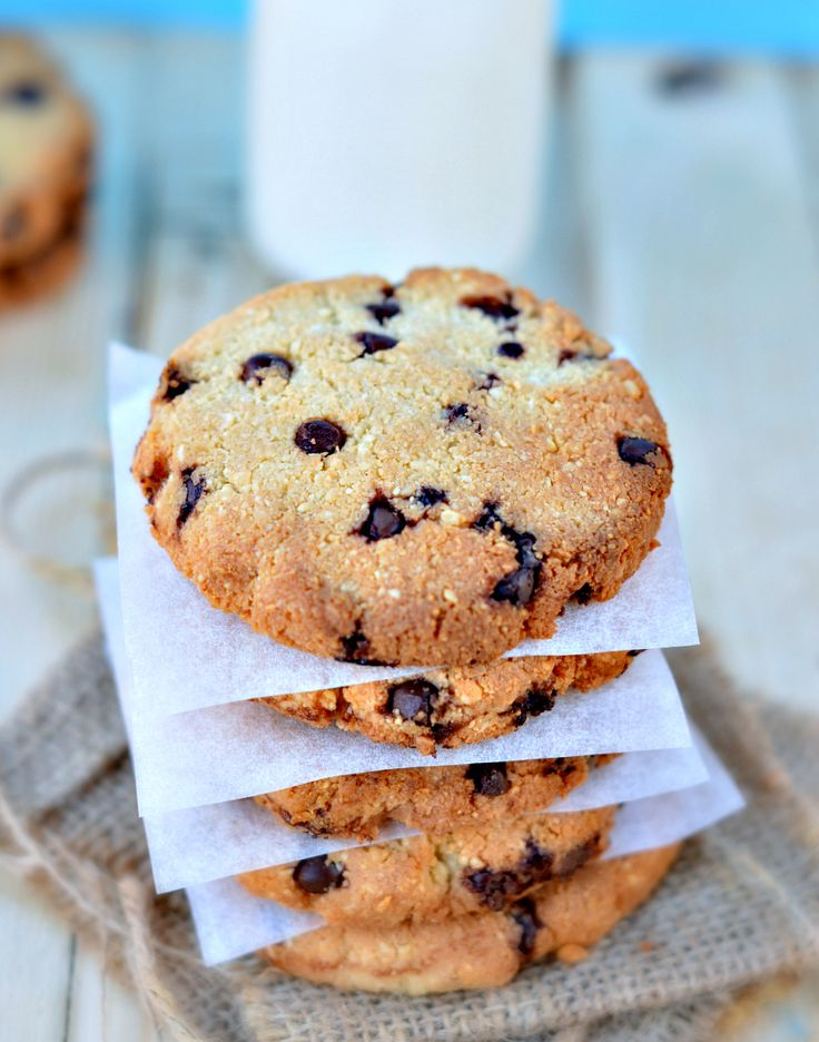 sugar free gluten free dairy free cookies. I keep my chocolate chips cookies in a metallic box to keep the moisture and crispy outside but any airtight ...