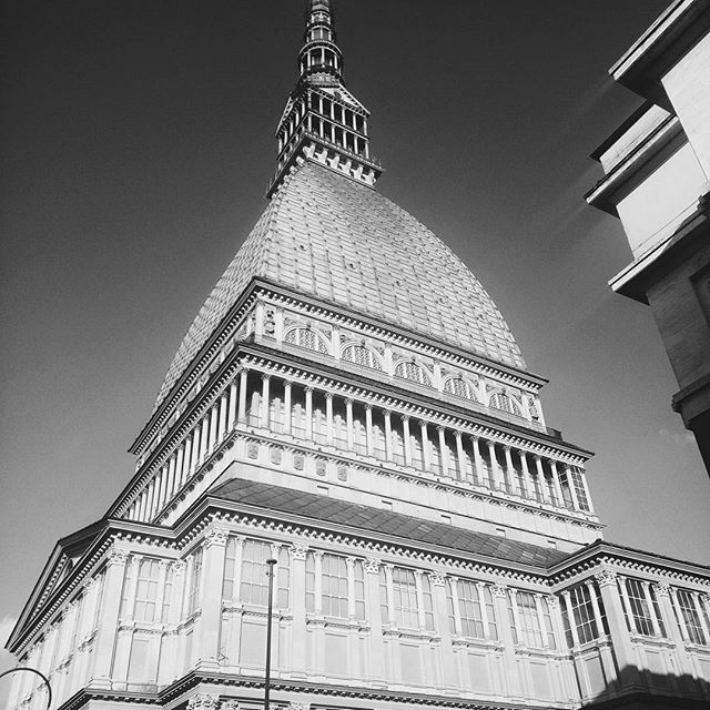 I really really like this city ☺ #turin #moleantonelliana #vscocam #bnw #bnw_captures #piemonte #igers #weekend #wanderlust