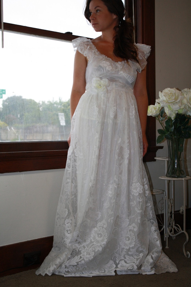 upcycled slip lace wedding dress ruffles linens and lace pinterest
