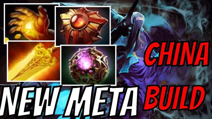 CHINA BUILD FOR ABBADON - Kpii 8000 MMR Plays - Dota 2 Gameplay