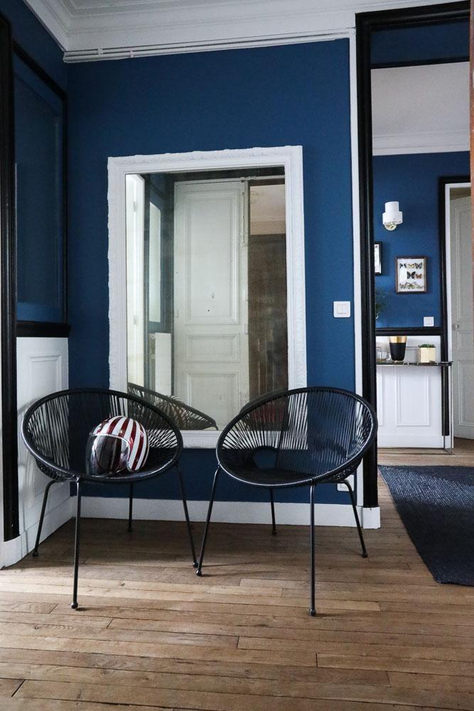 Latest Les Meilleures Ides De La Catgorie Salon Bleu Sur
