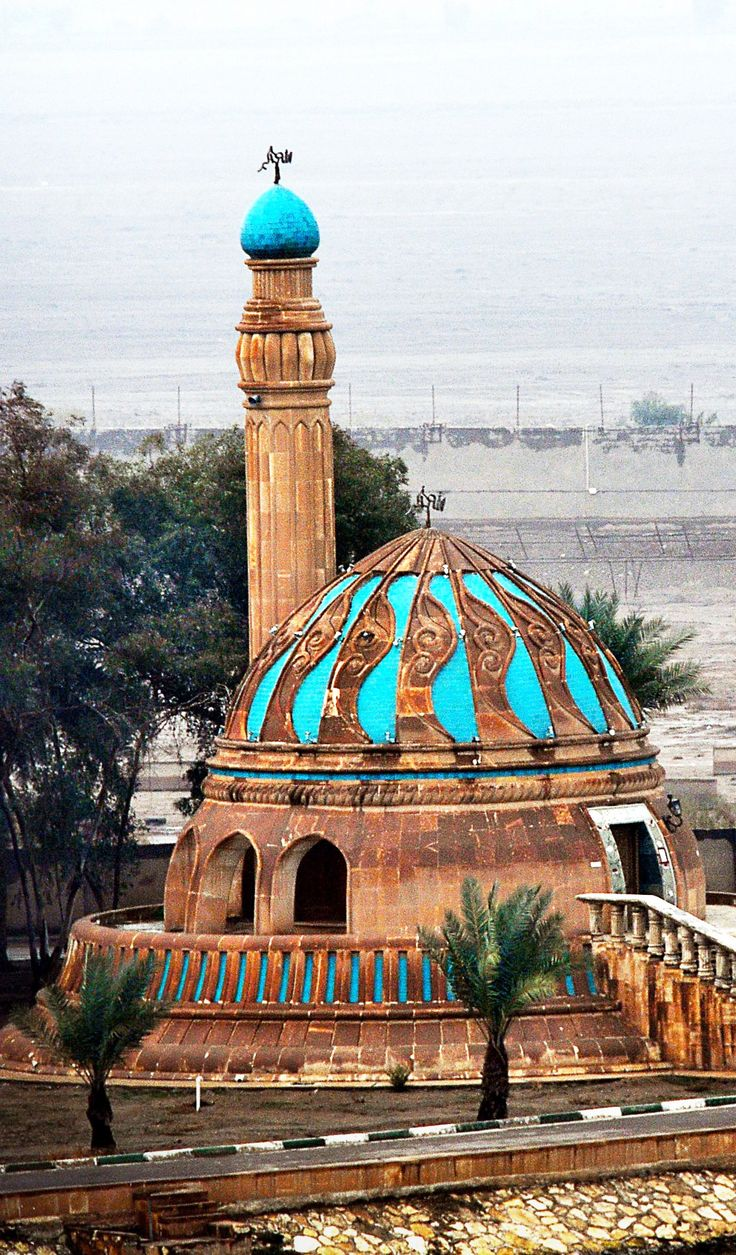 Mosque in Baghdad