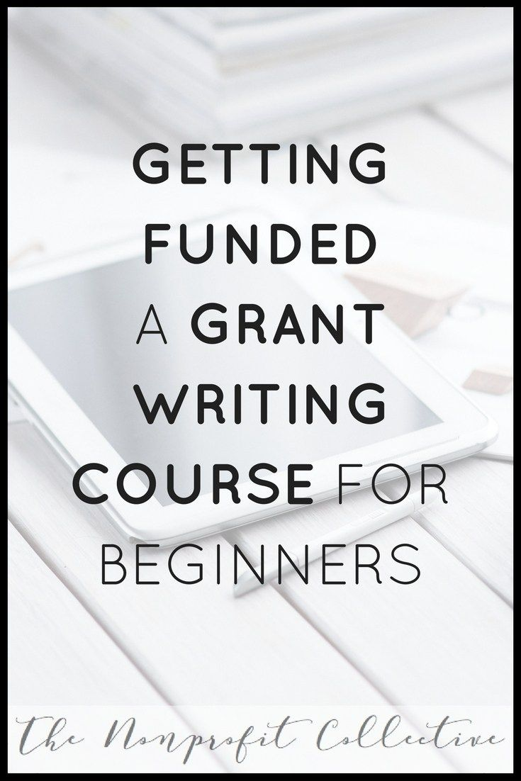 grant writing for beginners Vision driven consulting has teamed up with the rotunda to bring resources  and capacity-building workshops to self-producing artists/musicians, arts.