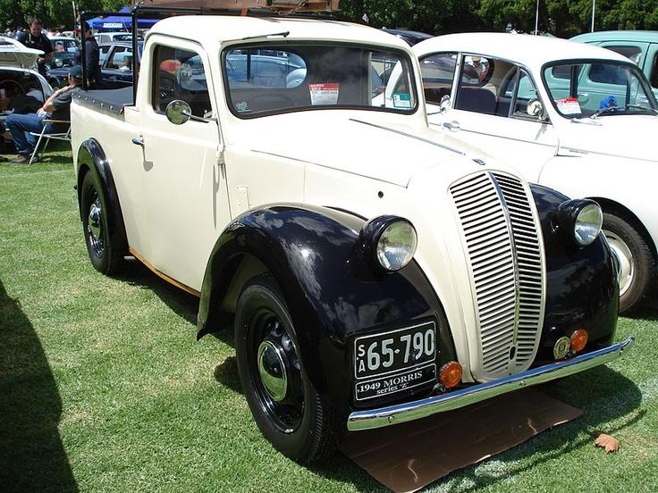 <3<3<3 File:Morris Series Z Utility 1949.JPG
