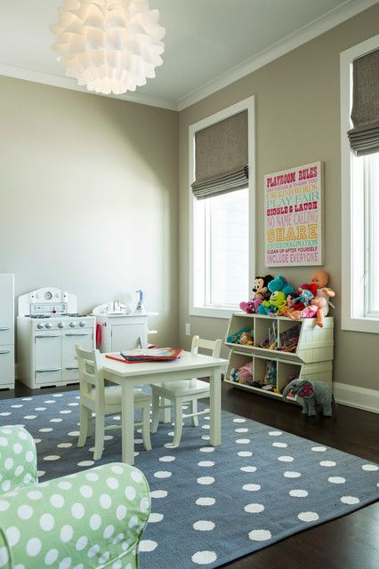 Contemporary Kids By Renae Keller Interior Design, Inc.