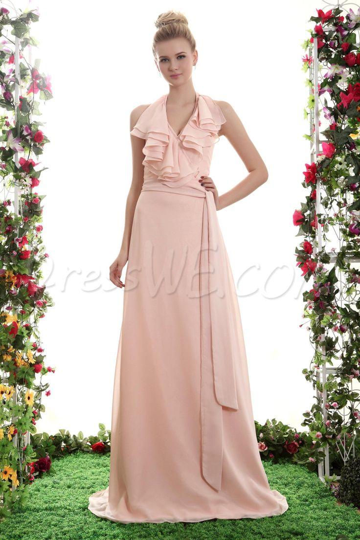 Increíble Retro Vestido De Dama De Honor Ideas Ornamento Elaboración ...