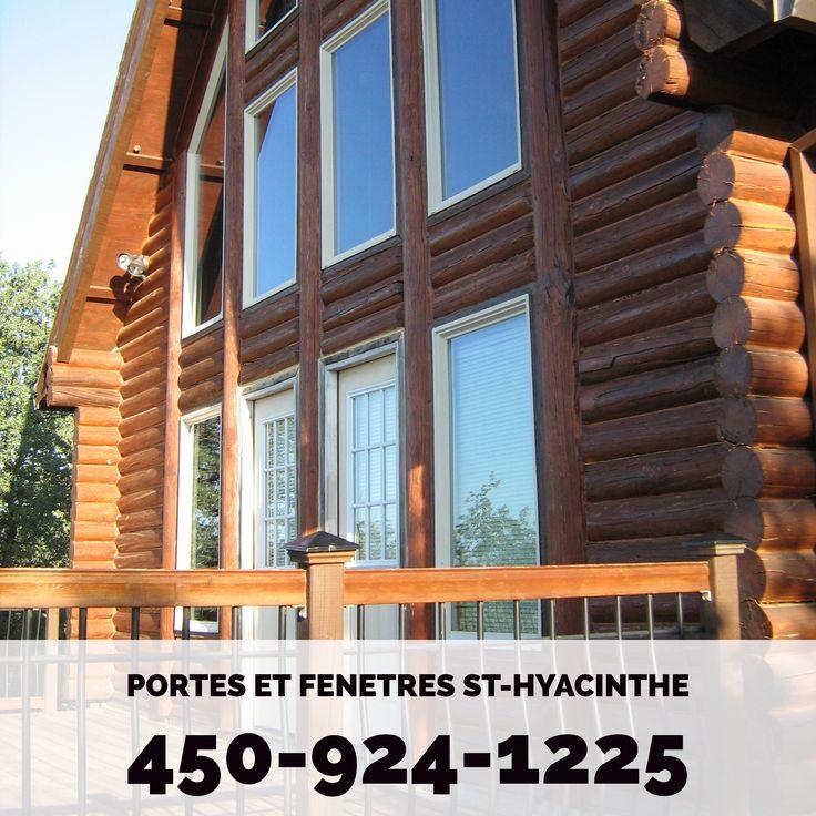 Vente de portes et fenetres www.portesetfenetressthyacinthe.ca