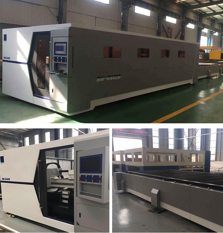 7 best 2017 Baiwei new design high precision fiber laser cutting ...