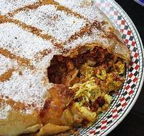 pastela, empanada marroquí