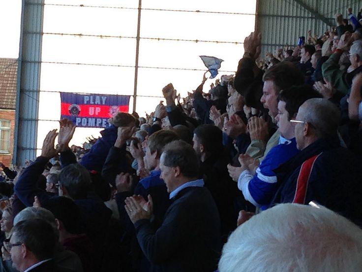 Portsmouth V Mansfield