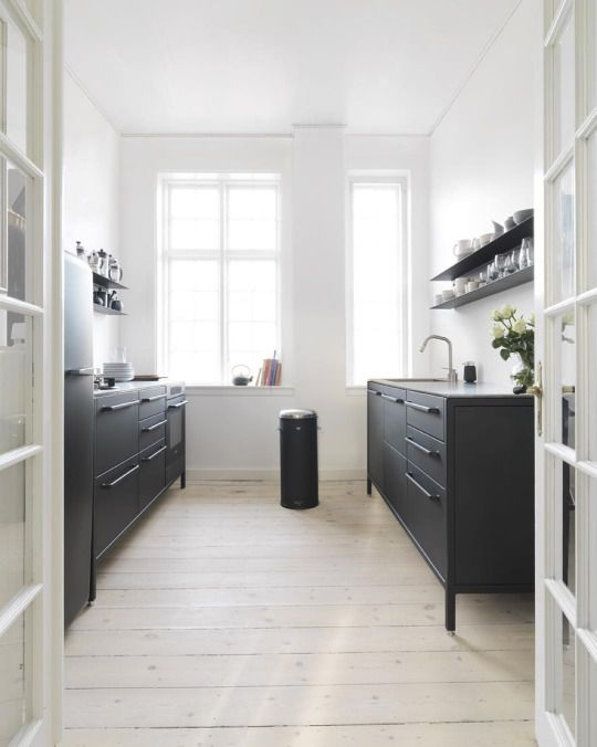 8 best Küche images on Pinterest Kitchen, Black kitchens and - nobilia k chen qualit t