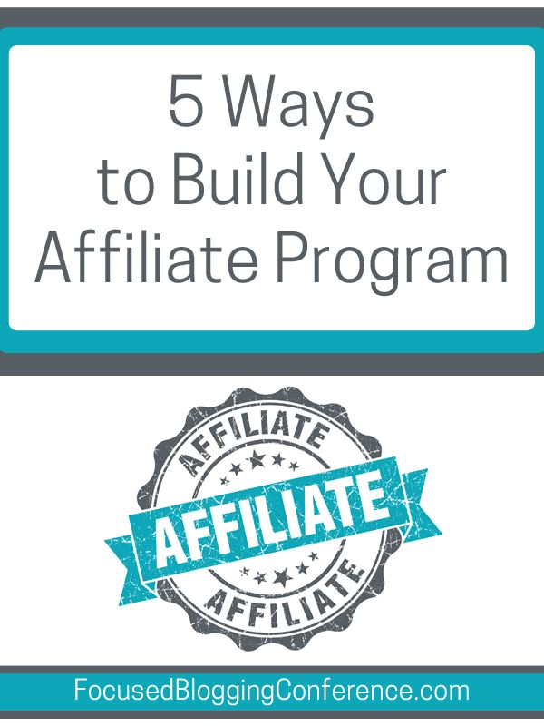 Affiliate programs are a great way to partner with bloggers and give your products a wider reach. You increase sales and they earn commissions, it is a win-win situation.
