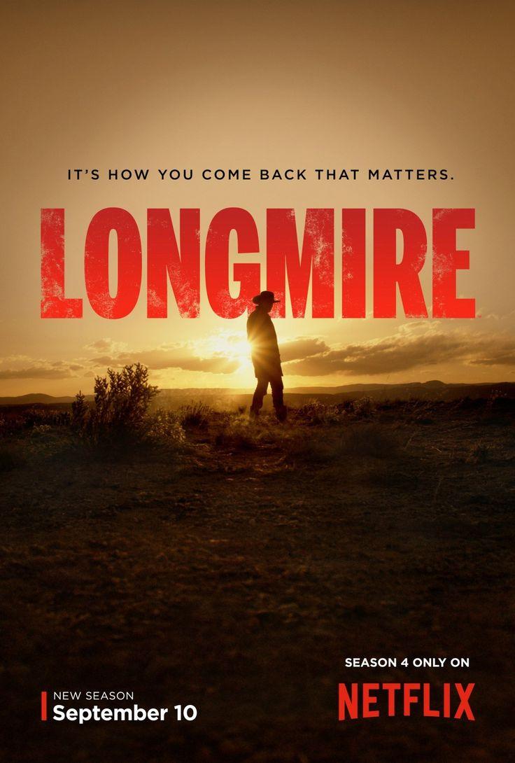 #Longmire (Netflix) season 4
