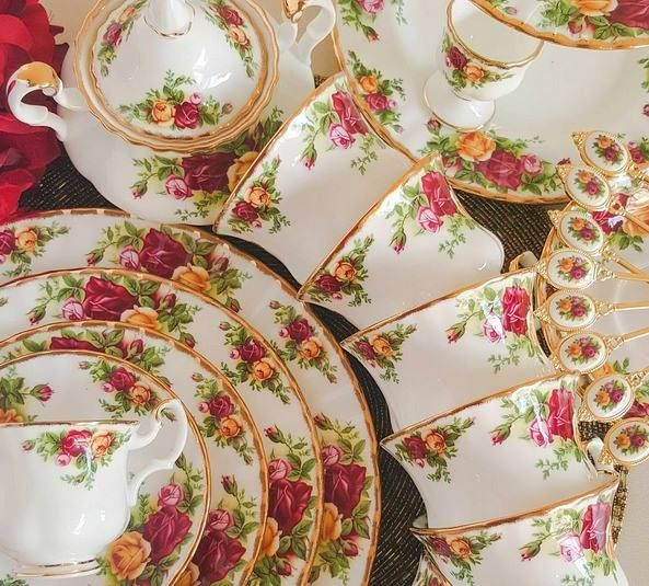 Popular China Patterns Part - 35: The Most Popular China Pattern!