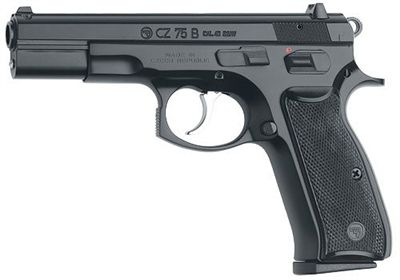CZ 75B 40 SW Semi Auto PistolLoading that magazine is a pain! Get your Magazine speedloader today! http://www.amazon.com/shops/raeind