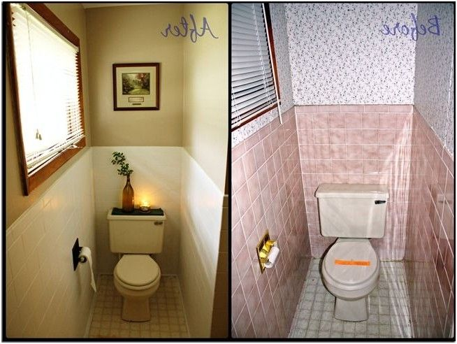 25 best painting over tiles ideas on pinterest painting for Painting over bathroom tile