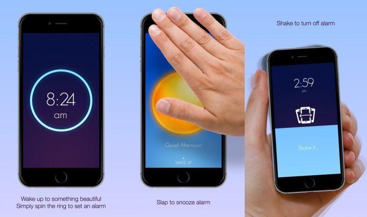 مجموعة من أفضل تطبيقات المنبه للأيفون نيوتك New Tech Alarm Set Up To Something Iphone