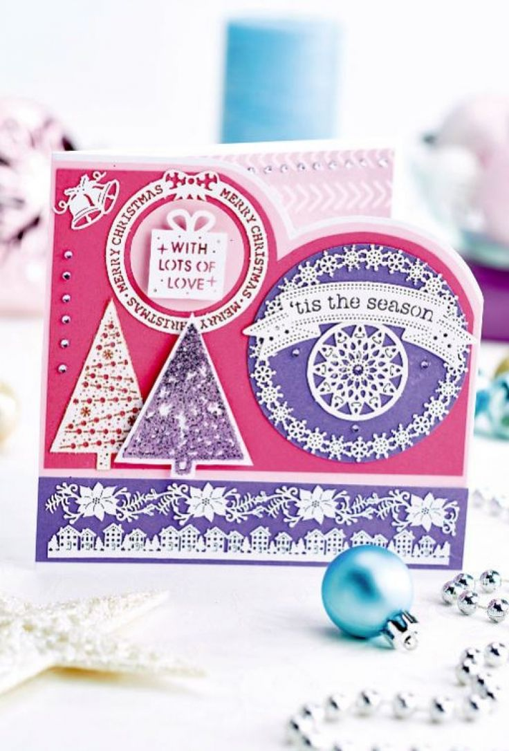 Make a card with Hunkydory Stylish Silhouettes