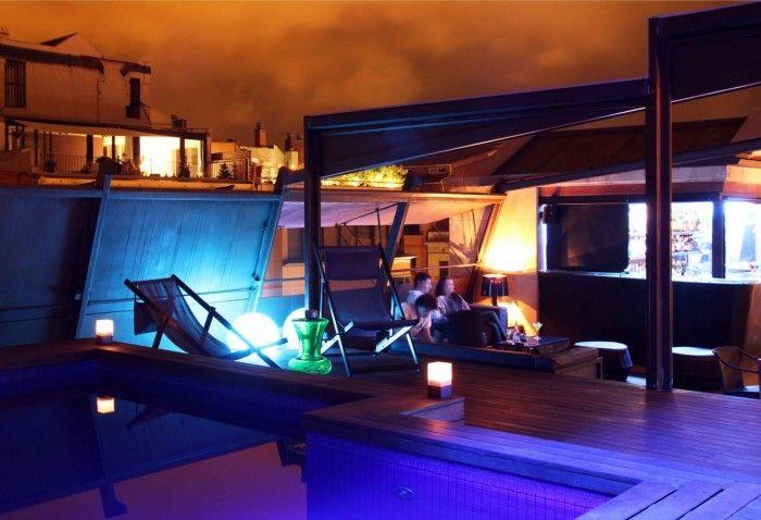Terraza Bar 8 | Hotel Granados 83 Barcelona 4*S
