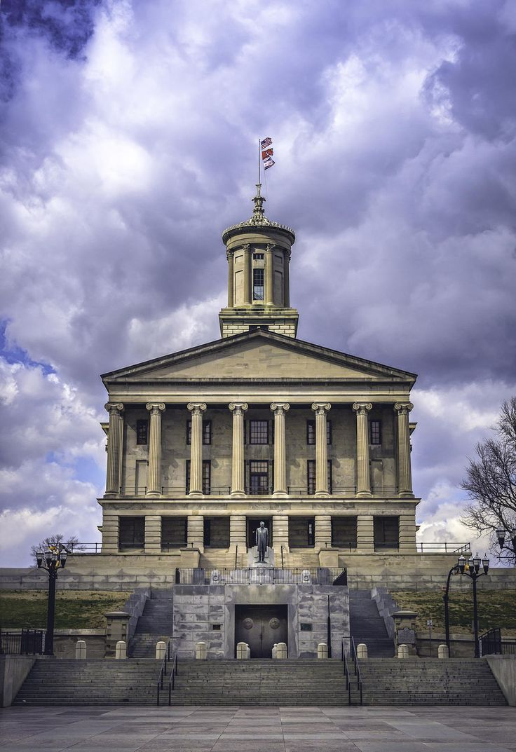 History of Tennessee - Wikipedia  |Tennessee State Capital