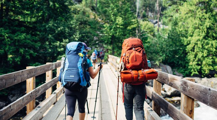 Prepare for your next backpacking trip with these helpful weight training exercises to help you hoist and carry that heavy backpack.