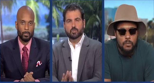 ScHooBoy Q Drops By ESPN's Highly Questionable (@HQonESPN) [Video]- http://getmybuzzup.com/wp-content/uploads/2014/10/schoolboy-q.jpg- http://getmybuzzup.com/schooboy-q-highly-questionable/- ScHooBoy Q on Highly Questionable TDE's own rapper ScHoolBoy Q on ESPN's Highly Questionable withDan Le Batard and Bomani Jones.Enjoy this videostream below after the jump. Follow me:Getmybuzzup on Twitter|Getmybuzzup on Facebook|Getmybuzzup on Google+|Getm