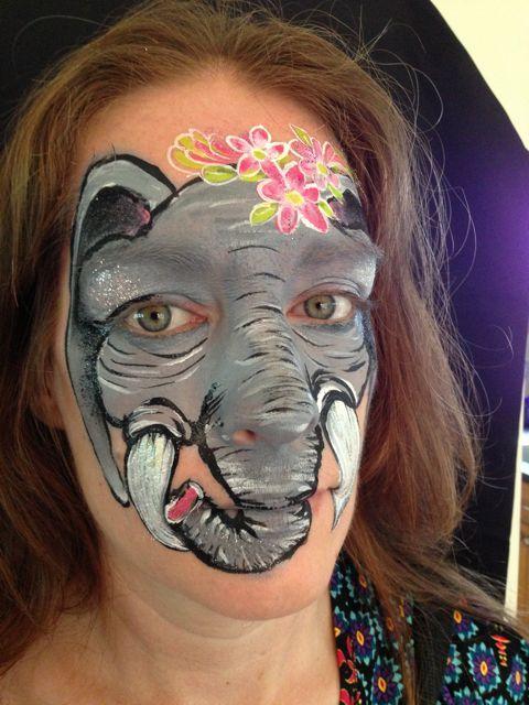 animal makeup   Costum...