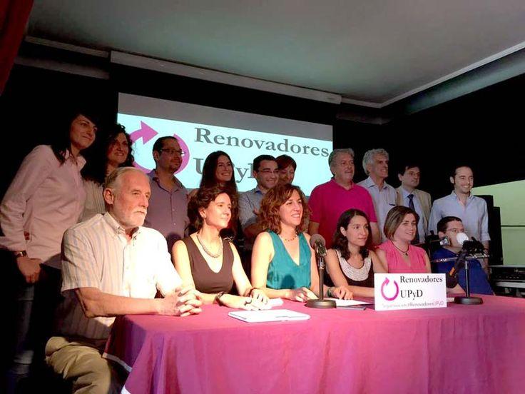 Fernando Tellado, en la lista de Irene Lozano para renovar UPyD - villalbainformacion.com