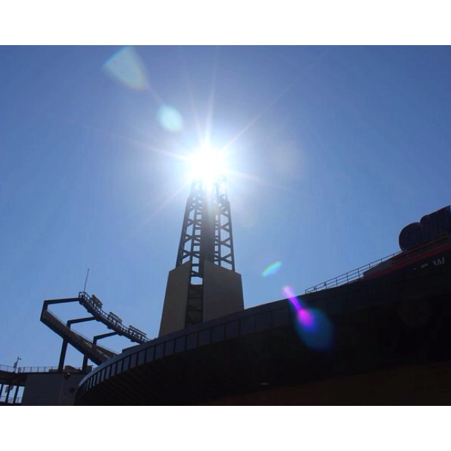 Gillette Stadium Lighthouse