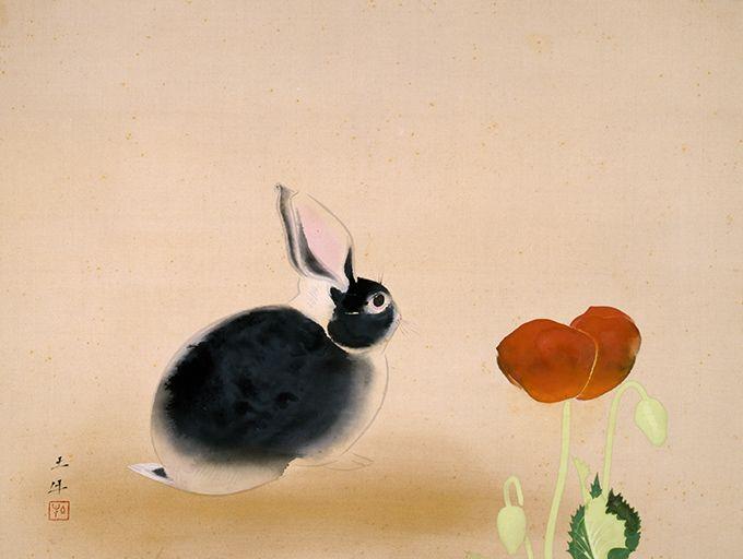 「奥村土牛 -画業ひとすじ100年のあゆみ- 」山種美術館で開催、初期から晩年の代表作が一堂にの写真8