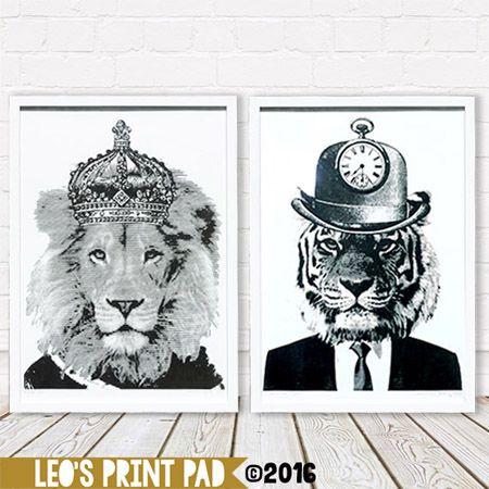 A3 prints available at; etsy.com/au/shop/LeosPrintPad madeit.com.au/leosprintpad