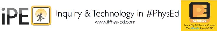 Using Google Sheets for Physical Literacy Assessment - iPhys-Ed.com
