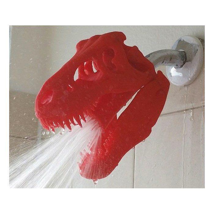 Showersaurus Rex Shower Head Shower Heads Vintage Home Decor Home Decor Kitchen