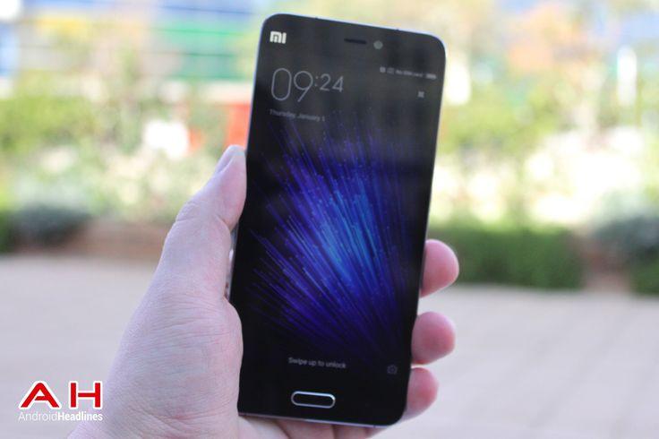 Lin Bin Reveals Xiaomi Mi 5s Price Range In India #Android #CES2016 #Google