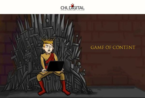 In an era where content is king, CHL Digital helps you create content and design strategies that will put you on the throne of the Digital world. Visit www.chldigital.com to know more.