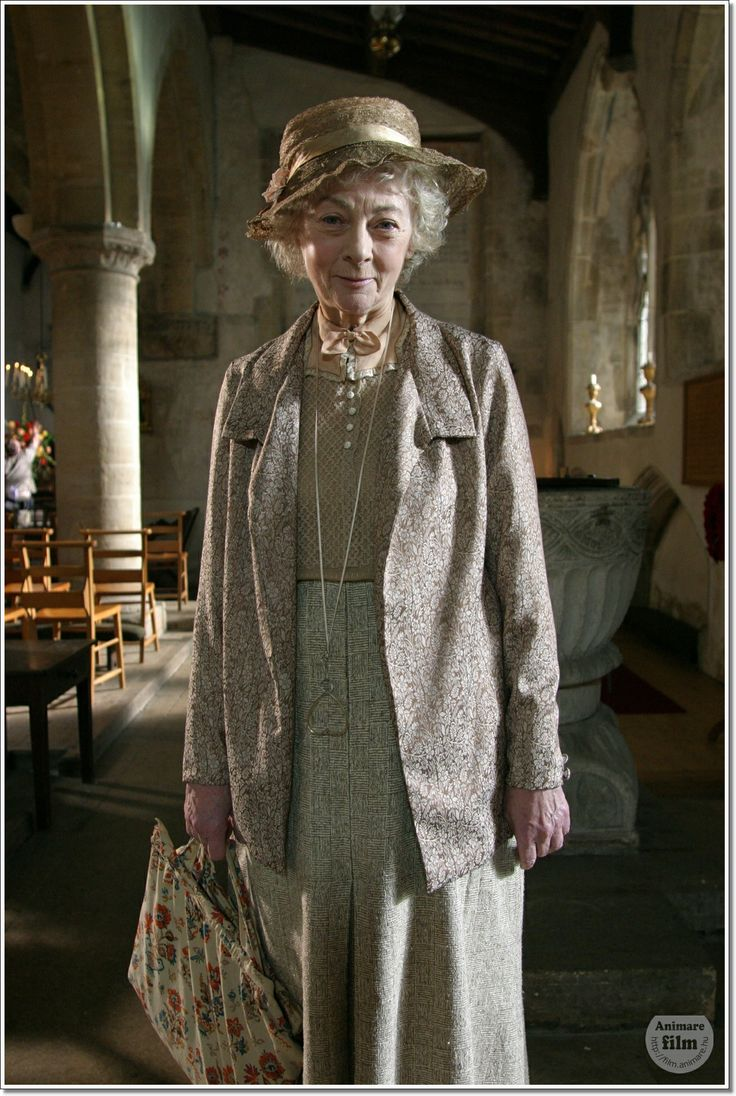 Miss Marple (Geraldine McEwan) ~Agatha Christie~