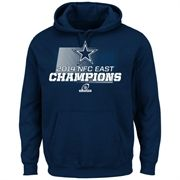 Dallas Cowboys Nike 2014 NFC East Division Champions T-Shirt - Navy Blue