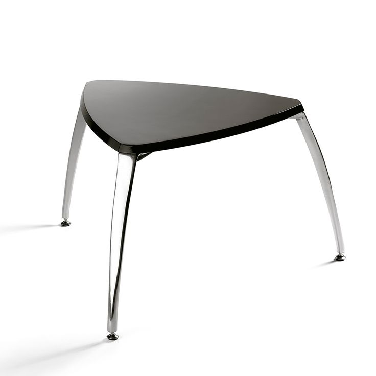 Opera low table by Infiniti in black or white colours at My Italian Living Ltd