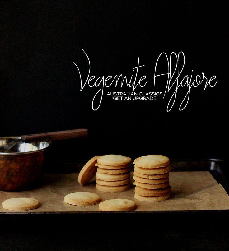 Vegemite Alfajores Recipe | Dine X Design | The Sugar Hit
