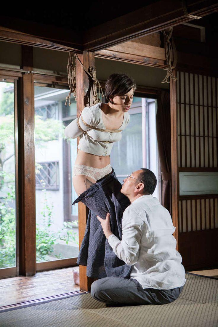 "MARI MORIKAWA SM BONDAGE 5 once-upon-a-tie: "" Kinbaku: Akira Naka Photography: Erisa"