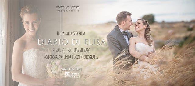 #weddingvideo #weddingtrailer #wedding #bride #groom #bridal #lucamilazzo #lindapuccio #italianweddingphotographer #weddingsicily #weddingitaly